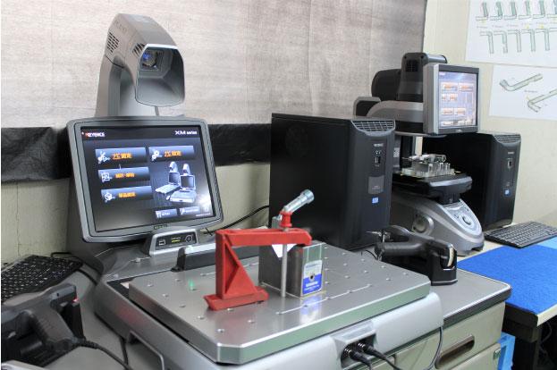 3D image measuring equipment