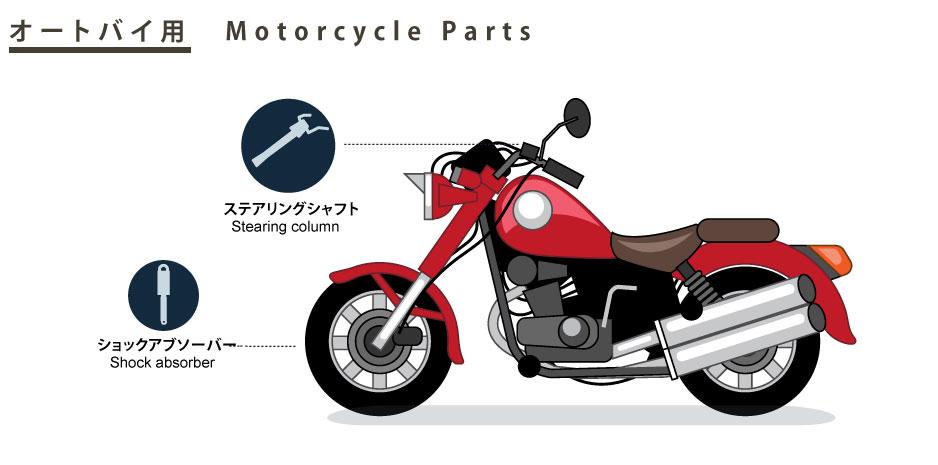 オートバイパーツ